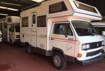VW T25 Camper Bobil
