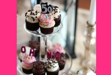 50 birthday party / by Linda Myers