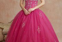 Fairytale ball gowns