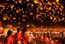 Festivales de Asia