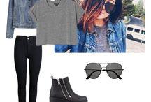 Isa en Helena kleding goals / Dingen die wij willen buyen woensdag!
