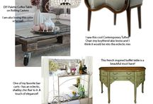 Furniture & Accessories  / by Tiffany Alice
