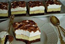 koláče a zákusky