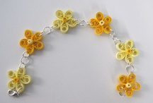 Quilled jewellery / by Dipali Bharat