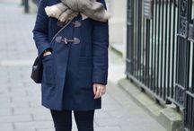 Winter Lookbook / by Nina Tseng