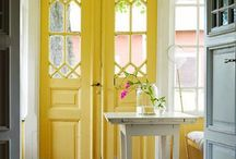 Old Doors/Old Windows  / by Connie Denahy Bowers