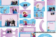 Festa Frozen/ Frozen Party