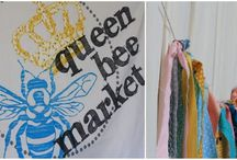 Cute as can BEE booth ideas / by Nikki Reynolds