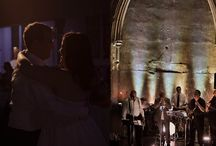 The stage at Berkeley Church / by Berkeley events Weddings