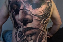 Tattooed Body Art / by Kim Malone