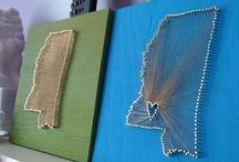 craft ideas / by Joanna Hachtel