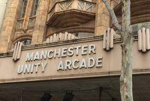 Manchester Unity Building Tour, Melbourne, Australia - 2016