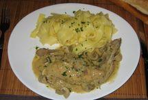 Ricette salate sperimentate / Piatti cucinati  e riusciti