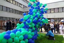 Balónové výzdoby