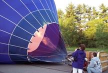 Hot Air Balloons / by Ruth Brusuelas