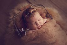 Inspiration:  Earthy - Newborn