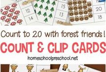 Forest Themed Learning Activities