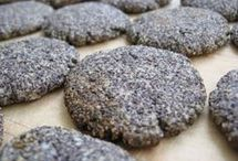mákos keksz zabkorpával elkészítési ideje: 15 perc