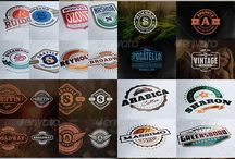 Logo / Badge / Insignia Templates