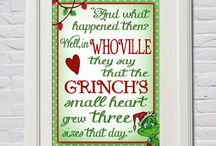 Grinch saying and more