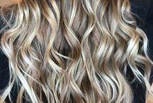 Foils For Dark Hair