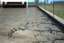 Floor ideas / by Lanie Ridgway