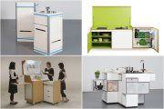 Классные кухни / Идеи для кухонь