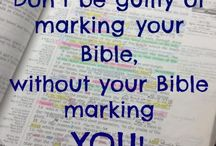 faith: bible marking