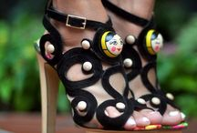 Shoes and shoes  / by Norma Davidson