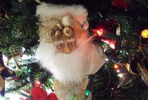 christmas / Lovely ornaments and christmas decoration