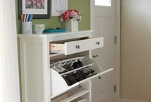 For the Home - Mudrooms, Entryways, Closets, & Laundry