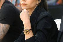 Watch Celebrities / Prominente Handgelenke: Markenbotschafter für Luxusuhren.