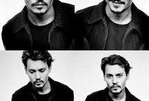 4×Johnny Depp