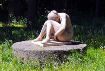 Daniel Spoerri Sculpture Garden, Tuscany / This garden is a magical place in Seggiano, Tuscany. It is a source of inspiration for our Tuscany Workshop participants as well as those who join our Tours of Tuscany.