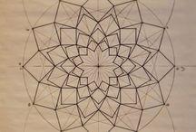 Geometry Symbols Sacred One