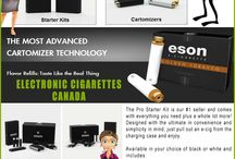 Electronic Cigarette Canada / Visit our site http://www.cancigs.ca/ for more information on Electronic Cigarette Canada. We not only sell the finest electronic cigarettes in the Canadian marketplace we are also committed to providing our customers with excellent customer service as we strive to make your shopping experience as easy and affordable as possible. In addition to our already low prices we also include FREE SHIPPING on all orders regardless of size or value. No minimums, No requirements, No hassles!