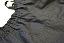 Wheelchair swim shorts / Wheelchair adaptive swimming shorts. Is a convenient and comfortable swimwear shorts that can be worn even ride. Ideal in paraplegia and quadriplegia. Specially designed pattern to avoid pressure on hazardous locations. Longer legs covering the knee, for using a catheter.
