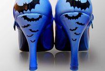Halloween Heel Inspirations...<3 / Hair-raising heels we love x