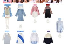kpop outfits