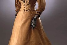 •1890s fashion• / skole