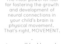 Brain Gym: building stronger brains / movement exercises to help build neural connections in the brain...going to use this with my kiddos  / by Kadye Bowman