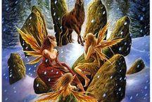 Yule / Kerst - 21 / 25 december / winter solstice