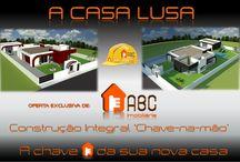 CASA LUSA (Fase 1 Exterior) / Consulte no nosso site clicando neste link: http://www.abc-imobiliaria.pt/detail.php?prod=1440 Oferta exclusiva da ABC Imobiliária, Lda