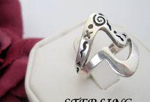 Vintage Rings from VintagObsessions
