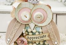 Scrapbooking / Paper Craft Inspiration / by Amy Spangler Stahl