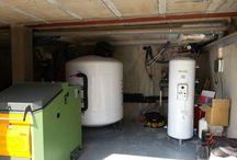 Biomasa / Estufas i Calderas de Biomasa para calefacción y Agua Caliente Sanitaria
