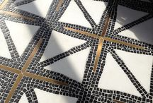 Floor mosaic ideas for our new patio