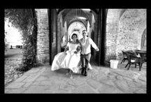 Matrimonio B&W