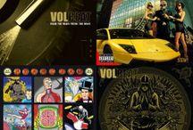 Platenkast / Music! Rock, metal, alternative etc