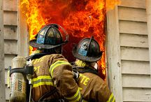Fire Fighters corner